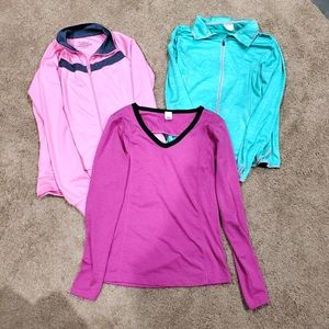 Lot of Size Small Women's Athletic Jackets & Top